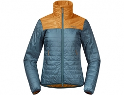 Bergans Røros Light Insulated W Jacket Forest Frost 2021