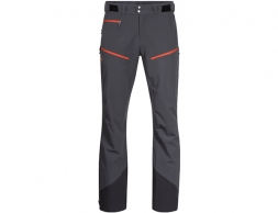 Bergans Senja Hybrid Softshell Pants Solid Dark Grey 2021