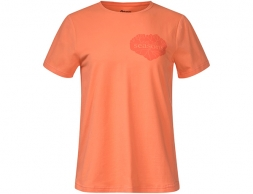 Bergans Graphic W Tee Cantaloupe 2021