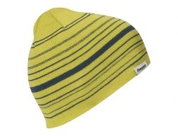 Детска шапка Bergans Striped Youth Beanie Green Oasis / Orion Blue 2022
