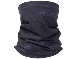Мерино шал-лента Bergans Fjellrapp Neck Warmer Night Blue