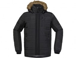 Мъжко пухено яке Bergans Bodø Down Jacket Black