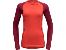 Devold Expedition Woman Shirt Beetroot 2021