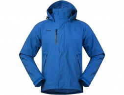 Мъжко хардшел яке Bergans Flya Insulated Jacket Athens Blue 2021