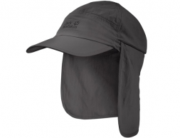 Jack Wolfskin Supplex Canyon Sun Cap Dark Steel 2019