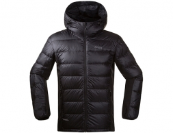Мъжко пухено яке Bergans Myre Down Jacket Black