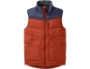 Мъжки пухен елек Outdoor Research Transcendent Down Vest Burnt Orange 2019
