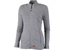 Дамско вълнено яке Nomad Camp Jacket Women Merino Grey 2017