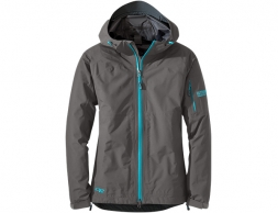 Дамско хардшел яке Outdoor Research Women's Aspire Jacket Pewter