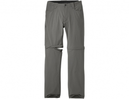 Мъжки софтшел панталон Outdoor Research Ferrosi Convertible Pants Pewter