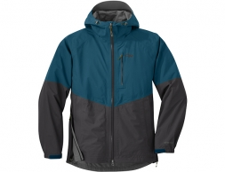 Outdoor Research Foray Hardshell Jacket Peacock Storm 2019