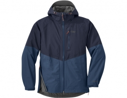 Outdoor Research Foray Hardshell Jacket Naval Blue Dusk 2019