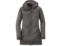 Дамско хардшел яке Outdoor Research Helium Traveler Jacket Pewter