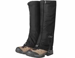 Дамски туристически гети Outdoor Research Rocky Mountain High Gaiters Black
