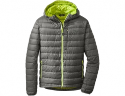Мъжко пухено яке Outdoor Research Transcendent Down Hoody
