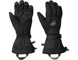 Мъжки ръкавици за ски Outdoor Research Adrenaline Gloves Black 2019