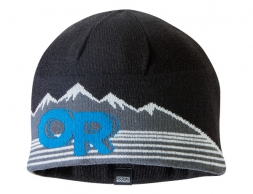 Шапка Outdoor Research Advocate PrimaLoft Beanie Black Tahoe