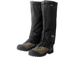 Туристически гети Outdoor Research Cascadia Gaiters Black