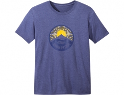 Мъжка тениска Outdoor Research Dawn Patrol Tee Cobalt 2019