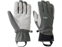 Ръкавици за планинарство и катерене Outdoor Research Direct Contact Gloves Charcoal