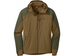 Мъжко софтшел яке Outdoor Research Ferrosi Hooded Jacket Coyote Fatigue