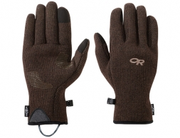Outdoor Research Flurry Sensor Gloves Earth