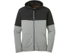 Мъжки суичър с качулка Outdoor Research Fifth Force Hoody Charcoal Black