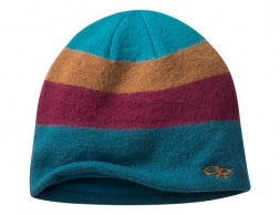 Вълнена шапка Outdoor Research Gradient Beanie Peacock Zin