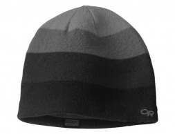 Вълнена шапка Outdoor Research Gradient Beanie Black