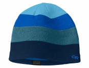 Вълнена шапка Outdoor Research Gradient Beanie Glacier