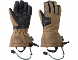 Outdoor Research Luminary Sensor Gloves Coyote