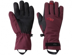 Outdoor Research Women's Ouray Ice Gloves Zin