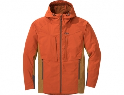 Мъжко софтшел яке Outdoor Research San Juan Burnt Orange