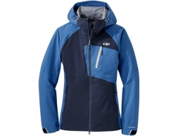Дамско хардшел ски яке Outdoor Research Skyward II Jacket Naval Blue 2019
