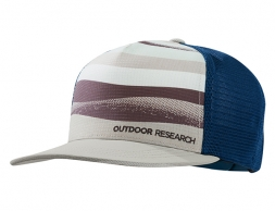 Шапка с козирка Outdoor Research Performance Trucker Paddle Khaki