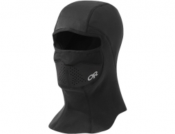 Балаклава Outdoor Research Tundra Aerogel Balaclava Black