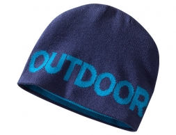Двулицева шапка Outdoor Research Booster Beanie Night / Tahoe 2020