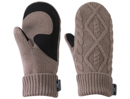 Outdoor Research Women's Lodgeside Mitts Walnut Heather