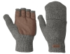 Мъжки вълнени ръкавици лапи Outdoor Research Lost Coast Fingerless Mitts Pewter