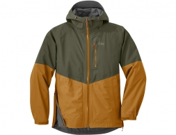 Outdoor Research Foray Hardshell Jacket Juniper / Curry 2020