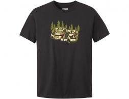 Мъжка тениска Outdoor Research Tree Fort Tee Black 2020