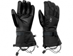 Outdoor Research Revolution Ski Gloves Black