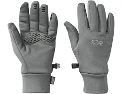 Outdoor Research Women's PL 400 Sensor Gloves Charcoal Heather