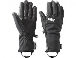 Outdoor Research Women's Stormtracker Sensor Gloves Black