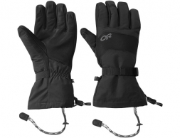 Outdoor Research Highcamp Alpine Gloves Black