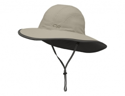 Детска шапка с периферия Outdoor Research Kids Rambler Sun Sombrero Khaki 2020