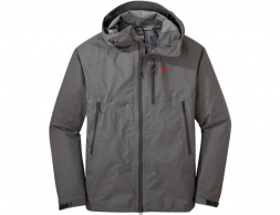 Outdoor Research Optimizer Hardshell Jacket Charcoal 2020
