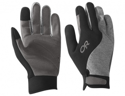 Ръкавици за гребане Outdoor Research Upsurge Paddle Gloves Black/Charcoal 2020