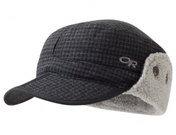 Outdoor Research Yukon Cap Black Plaid