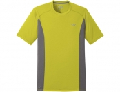 Outdoor Research Echo S/S Tee Citron / Pewter 2021